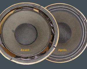 france renov hp r paration haut parleurs et enceintes acoustiques. Black Bedroom Furniture Sets. Home Design Ideas