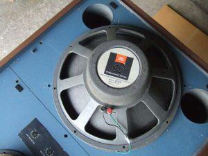 Réparation haut parleur JBL 2231A